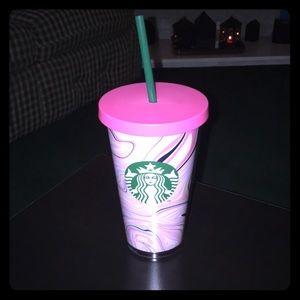NWT Starbucks 16 oz tumbler